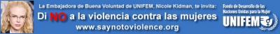 Decí NO a la Violencia contra las Mujeres