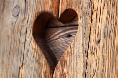 Trabajar la madera, con amor