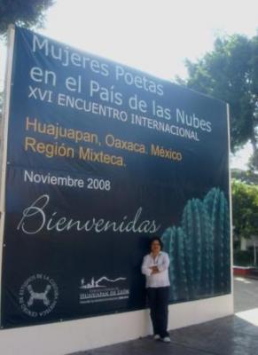 """Muy contenta por participación """"En el País de las Nubes"""""""