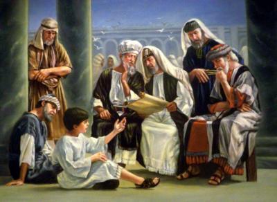 María y José: modelo de crianza sin violencia